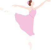 Ballerina1 Foto de archivo