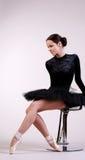 Ballerinaaufstellung Stockfotografie