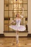 ballerinabalett poserar arkivfoton