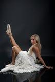 ballerinabarn Royaltyfria Bilder