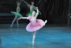 Ballerinadansare Royaltyfri Foto
