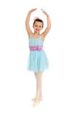 Ballerinadansare Child Arkivfoto
