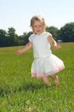 ballerinaflicka Royaltyfri Bild
