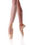 ballerinafot s arkivbild
