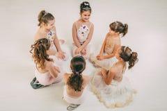 ballerinas λίγα Στοκ φωτογραφίες με δικαίωμα ελεύθερης χρήσης