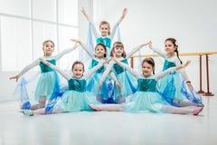 ballerinas λίγα Στοκ εικόνα με δικαίωμα ελεύθερης χρήσης