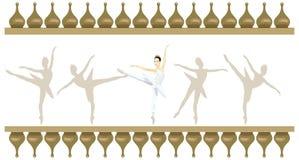 Ballerinas Royalty Free Stock Photo