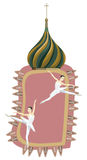 Ballerinas Royalty Free Stock Photography
