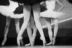 Ballerinas Royalty Free Stock Photography