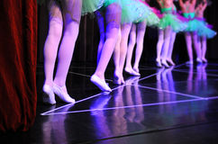 Ballerinas Royalty Free Stock Image
