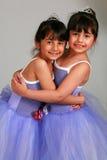 ballerinasprima Royaltyfri Fotografi