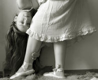 Ballerine Photographie stock