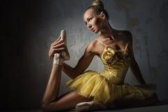 Ballerine Photo libre de droits
