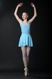 Ballerine de danse Images stock