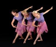 Ballerines Image libre de droits