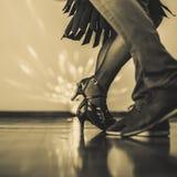 ballerini Fotografia Stock Libera da Diritti