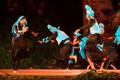 Ballerini classici dei giovani dall'India Immagini Stock