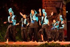Ballerini classici dei giovani dall'India Immagini Stock Libere da Diritti