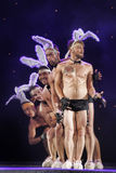 Ballerini con le orecchie del coniglietto Fotografia Stock Libera da Diritti