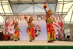 Ballerini indonesiani Immagini Stock