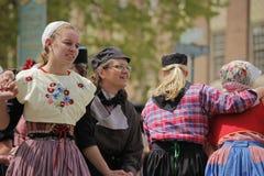 Ballerini olandesi in Holland Michigan Immagine Stock Libera da Diritti