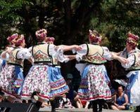 Ballerini ucraini immagine stock libera da diritti