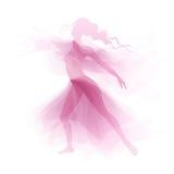 Ballerino illustrazione di stock