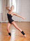 Ballerino adatto Immagini Stock Libere da Diritti