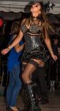 Ballerino del metallo Immagine Stock