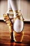 Ballerino di balletto Immagini Stock Libere da Diritti