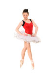 Ballerino di balletto fotografia stock libera da diritti