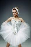 Ballerino di balletto classico femminile Immagine Stock Libera da Diritti