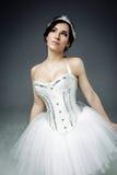 Ballerino di balletto classico femminile Fotografia Stock Libera da Diritti