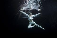 Ballerino di balletto maschio Fotografia Stock Libera da Diritti