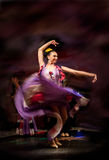 Ballerino di flamenco Fotografia Stock Libera da Diritti