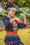 Ballerino di nordest tailandese di Phutai Fotografie Stock