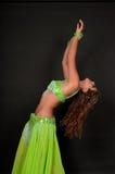 Ballerino di pancia Immagine Stock Libera da Diritti