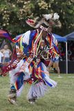 Ballerino Pow Wow fotografie stock libere da diritti