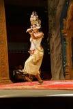 Ballerino solo di Apsara Fotografie Stock