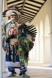 Ballerino tradizionale - museo sentito Fotografie Stock Libere da Diritti