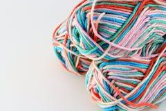 Balles de laine Image libre de droits