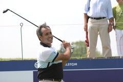 Ballesteros, de aperto Francia 2006, golf il cittadino Fotografie Stock Libere da Diritti