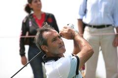 Ballesteros, Open de France 2006, golf National Stock Image