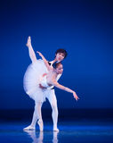 Ballet. Zhongshan Nanchang students are performing dance ballet school Royalty Free Stock Image
