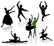 Ballet-2 Stock Photos