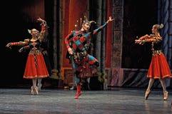 Ballet Royalty-vrije Stock Fotografie