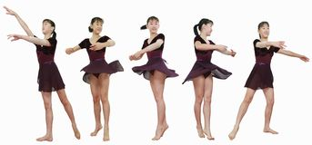 Ballet Royalty Free Stock Photos