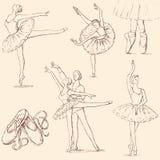 ballet Image libre de droits