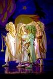 ballet Fotografía de archivo libre de regalías