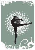 Ballet Stock Illustratie
